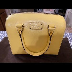Kate Spade Hand Bag - Lemon